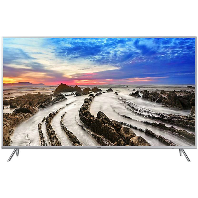 Samsung (75 inch) Ultra HD LED Smart TV logo