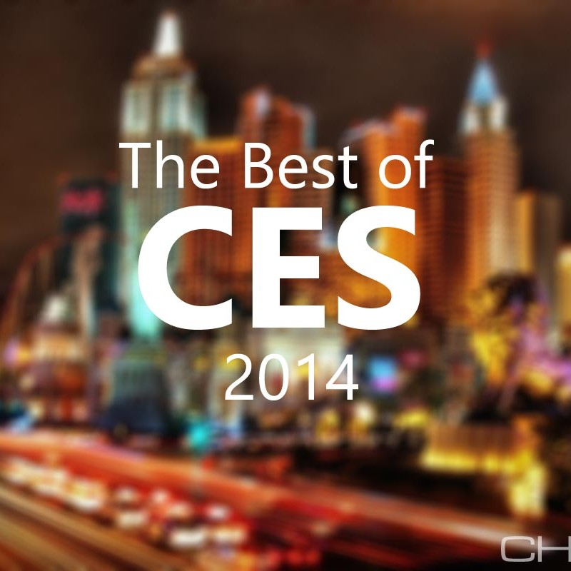 The Best of CES 2018 Video logo